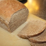 100% Whole Grain Whole Wheat Bread