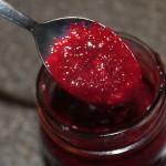 Blackberry Jam - no sugar or pectin