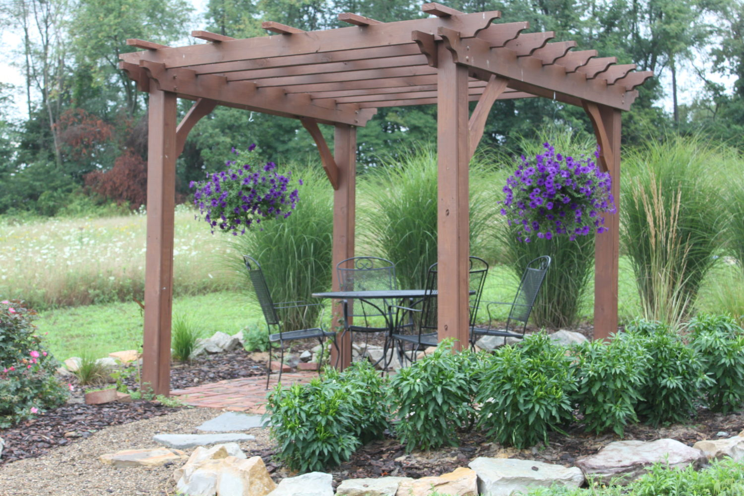 The Secrets To Building A Beautiful Pergola – Cheap!