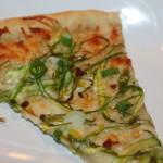 Shaved Asparagus Pizza