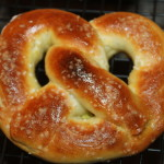 Soft Pretzel Recipe - with no lye