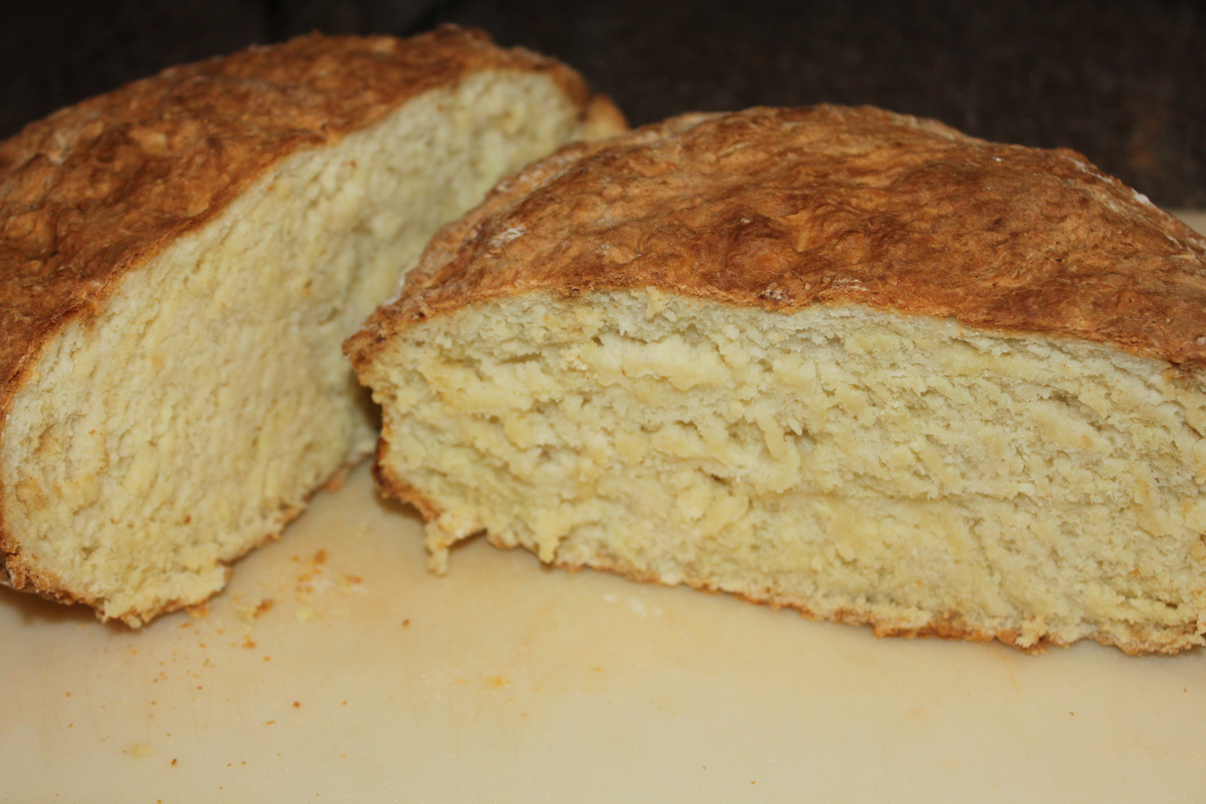 Irish Soda Bread Without Raisins Traditional irish soda bread recipe ...