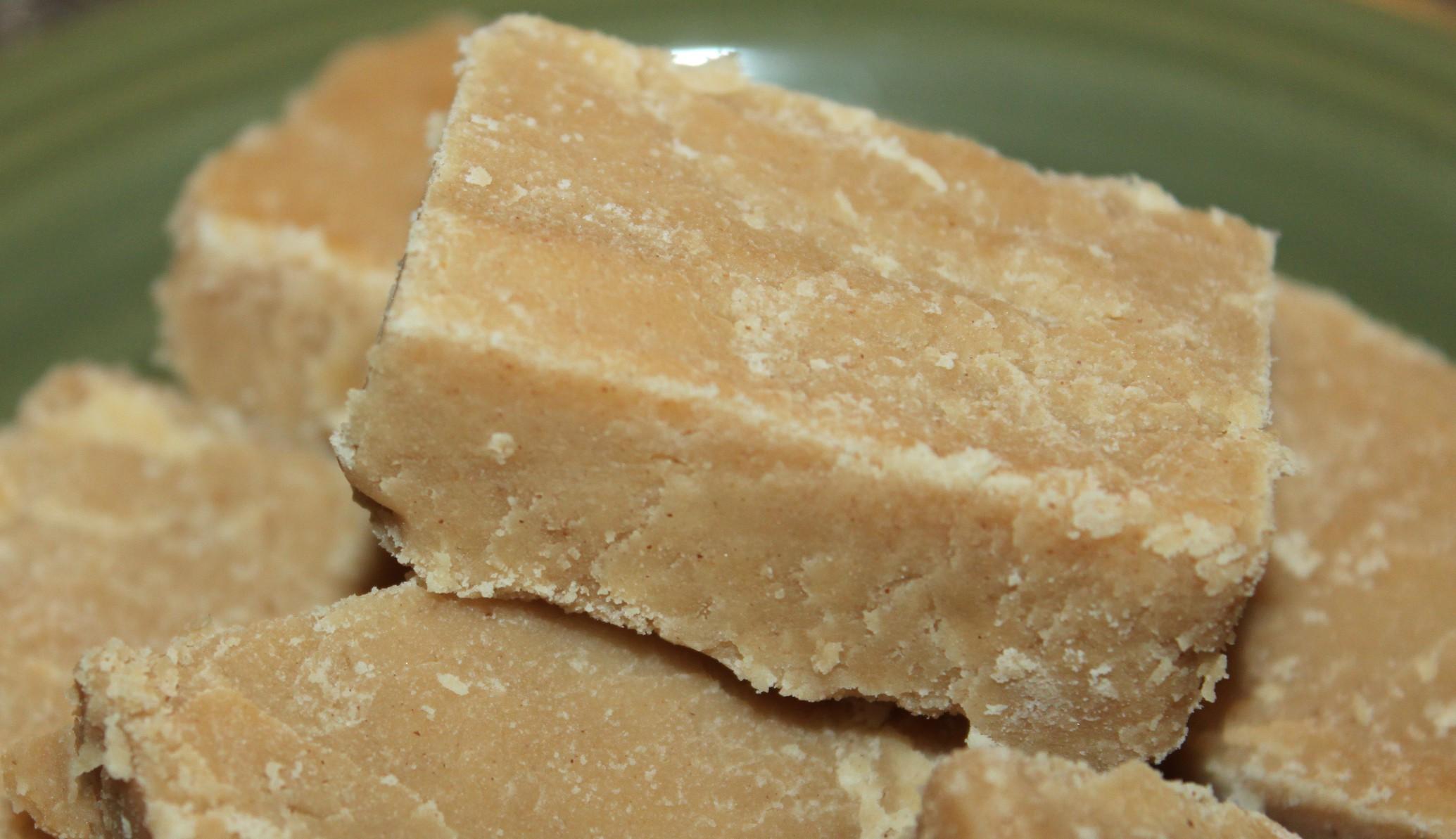 Grandma S Easy Peanut Butter Fudge Recipe No Candy