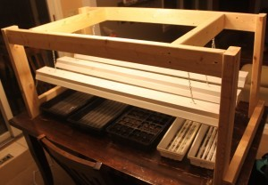 Seed Starting Stand