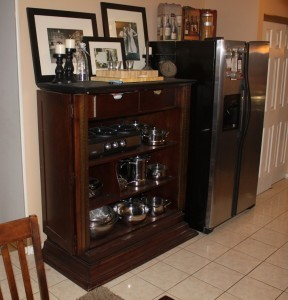 The Kitchen Armoire Project