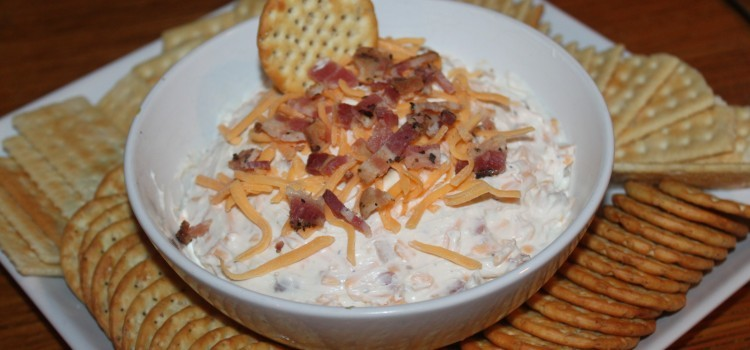 Cheesy Bacon Ranch Dip Recipe – A Game Day Party Favorite!