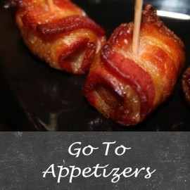 go to appetizers