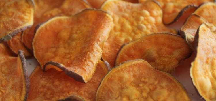 Sweet Potato Chips Recipe – Made Without Oil
