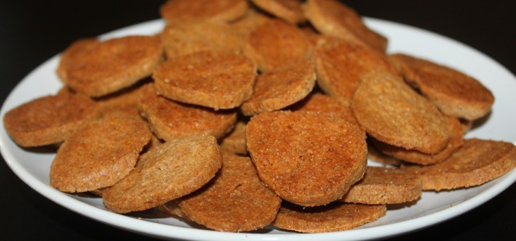 Homemade Crackers – Made With Just 3 Ingredients!
