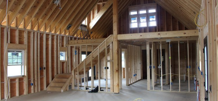 The Simple House Photo/Video Tour Update – 41 Days To Completion!
