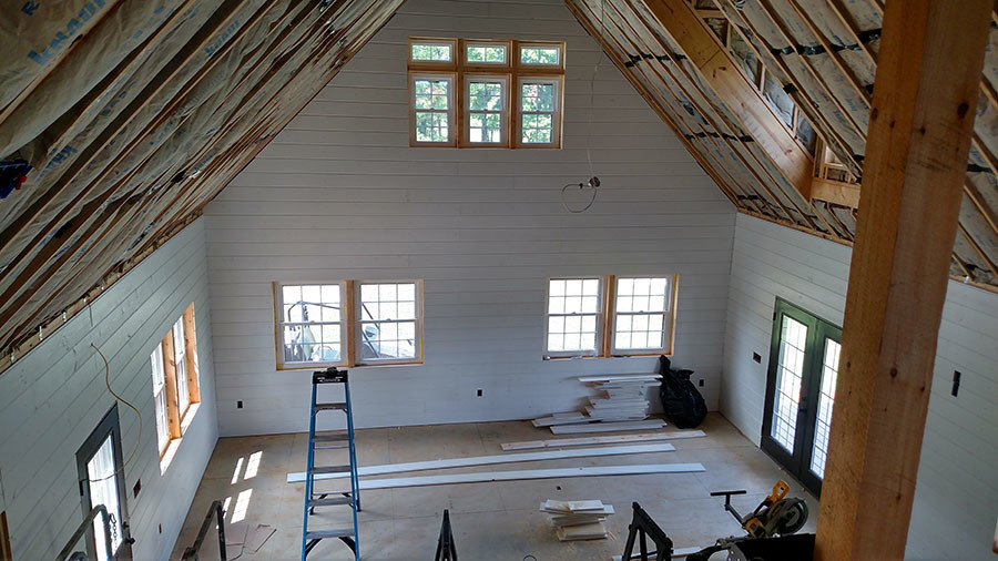 The Beauty, Simplicity And Ease Of Using Shiplap Walls