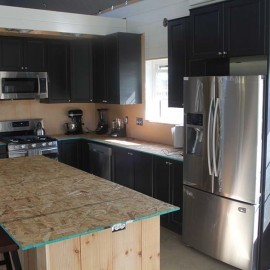 The Simple House Photo Tour Update – One Week Till Move In Day!