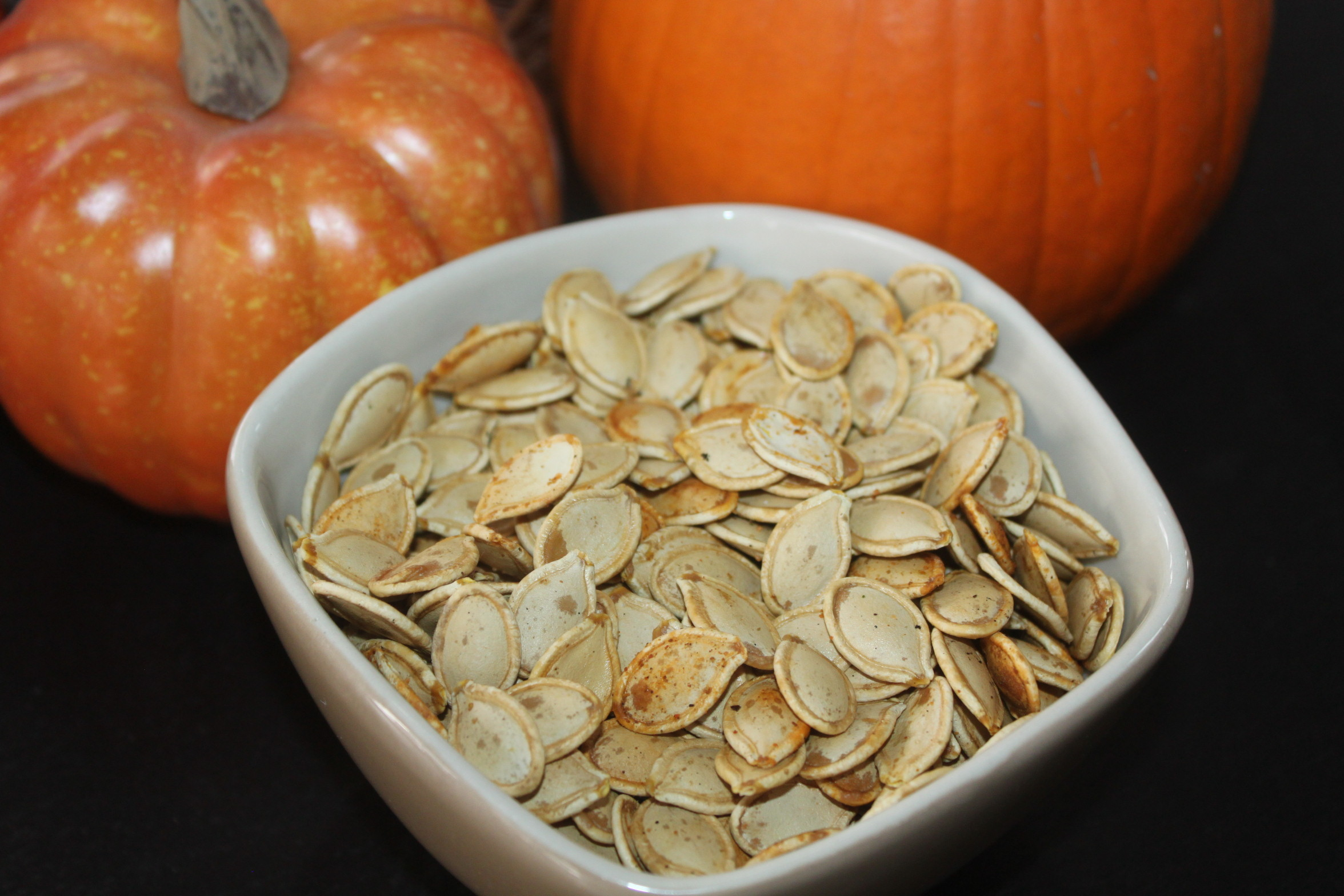 how to prepare and roast pumpkin seeds