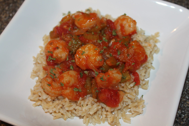 Easy recipes shrimp creole