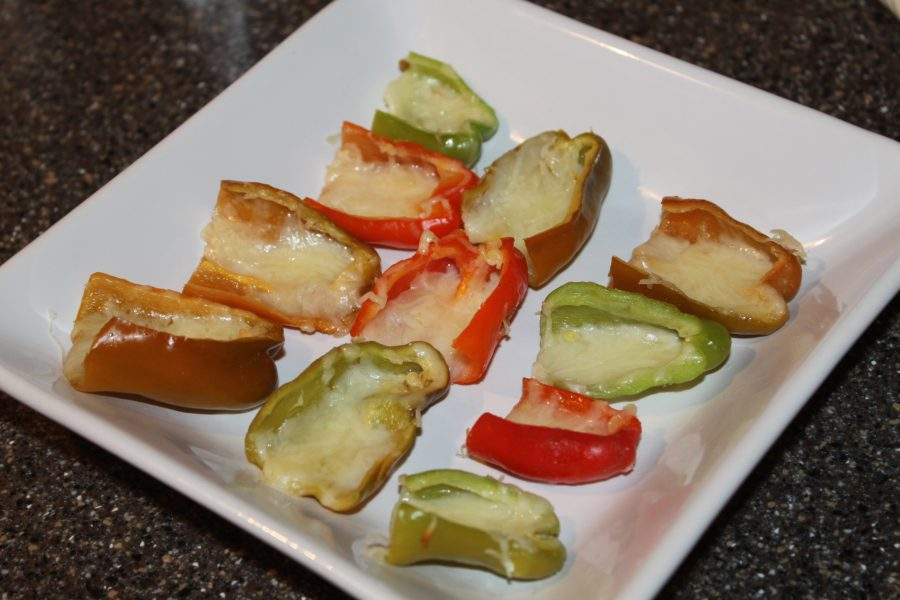 Stuffed Cajun Belle Peppers and Bloody Mary Mix – RECIPE OF THE WEEK
