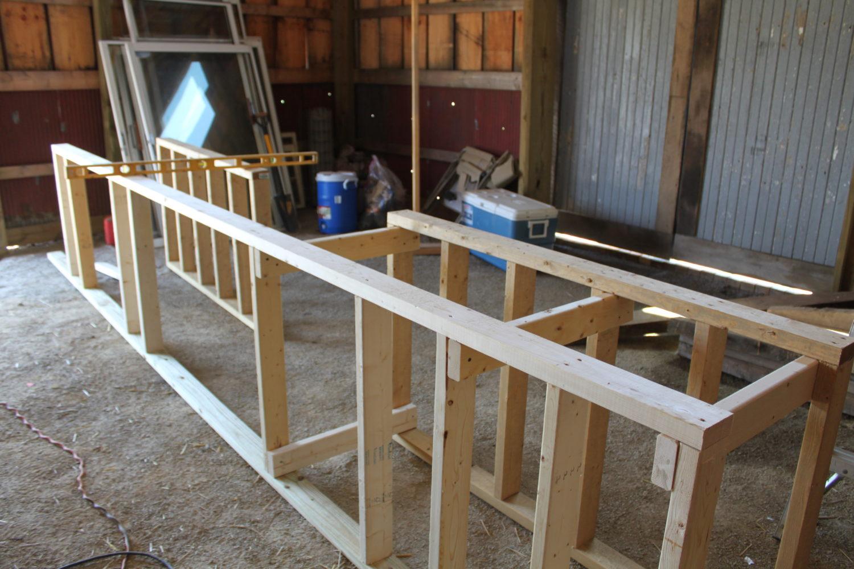 outdoor kitchen frame old world garden farms. Black Bedroom Furniture Sets. Home Design Ideas