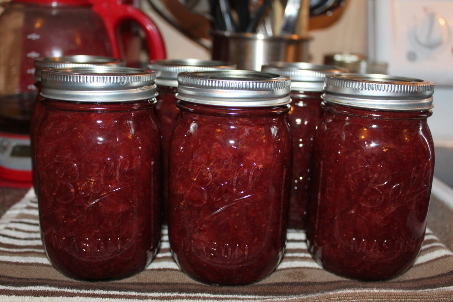 successful canning