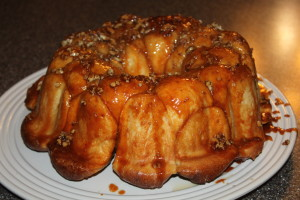 Monkey bread - quick, easy and delicious!