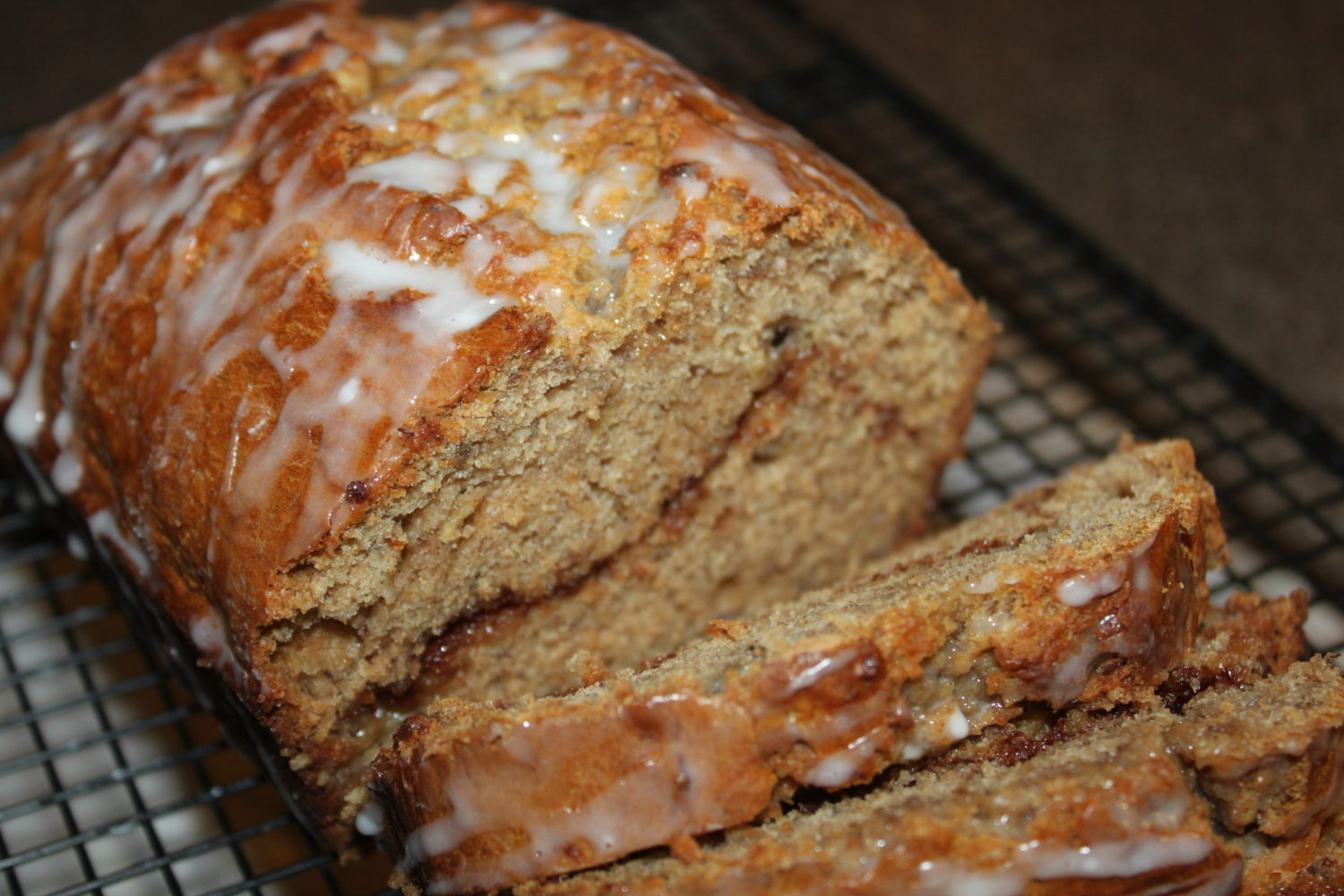 Super Moist Banana Bread Recipe – With A Cinnamon Surprise