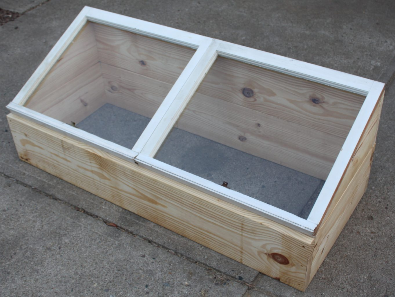 How To Build Your Own DIY Cold Frame