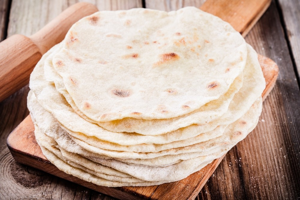 Home Made Flour Tortilla Recipe Never Buy Them From The