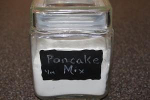 pancake - waffle mix