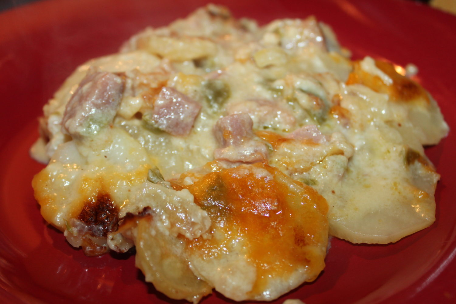 Scalloped Potatoes (And Ham) Recipe - Amazing Flavor With or Without ...