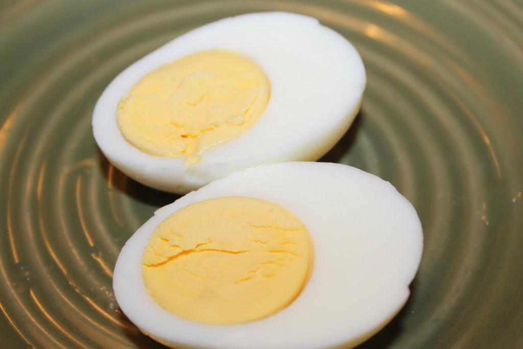 beautiful yolk