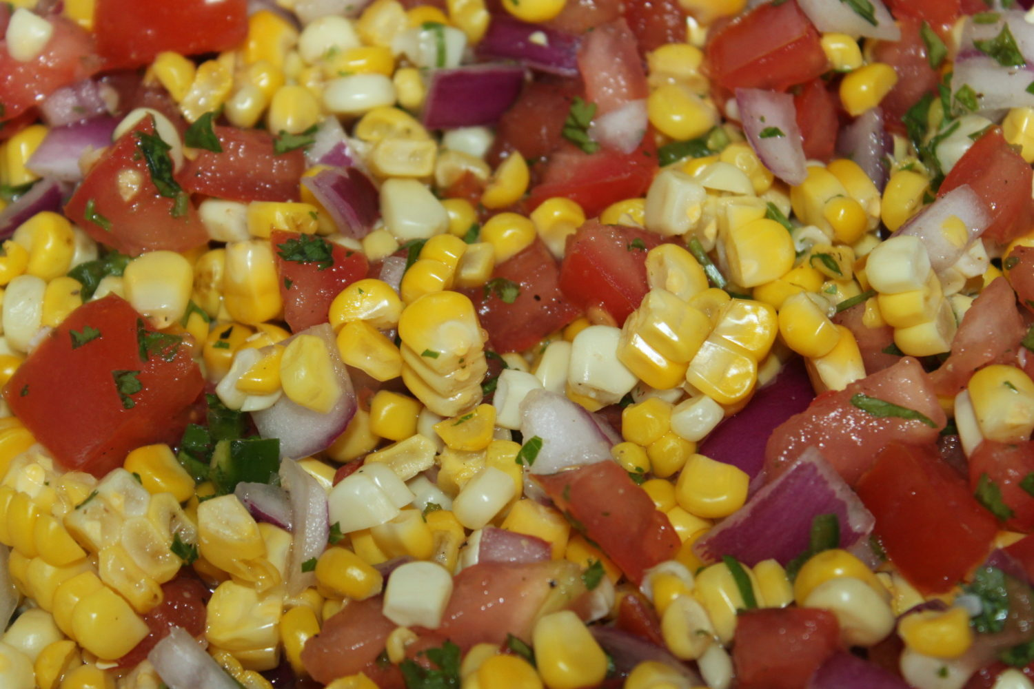 Easy Roasted Corn Salsa Recipe – And Other Cinco de Mayo Favorites!