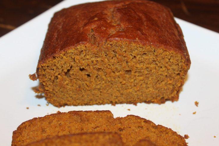 Moist and Delicious Pumpkin Bread