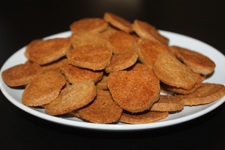 Tray of Crackers