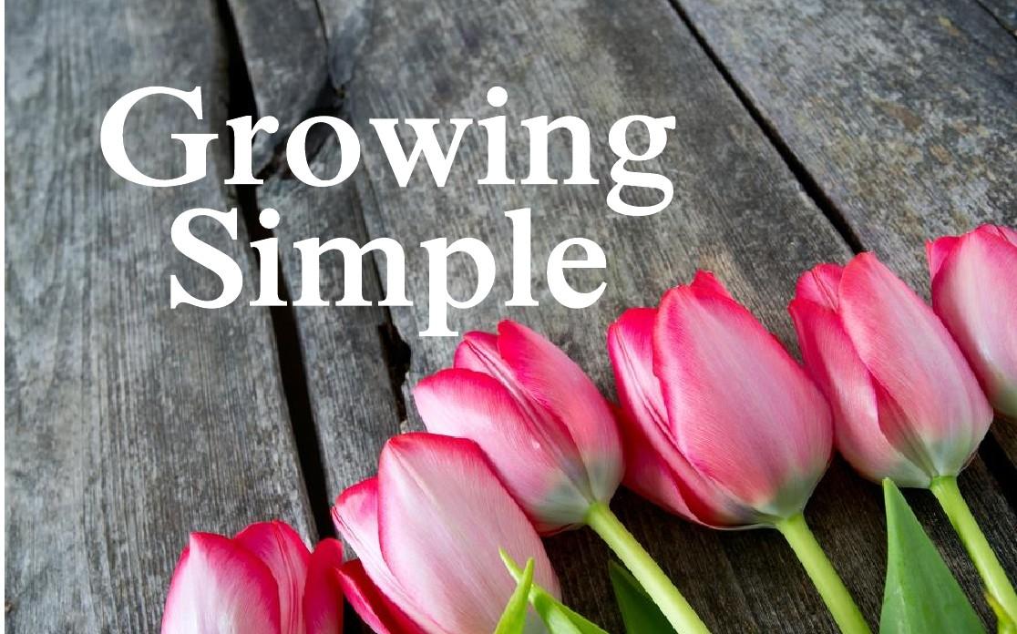 growing simple