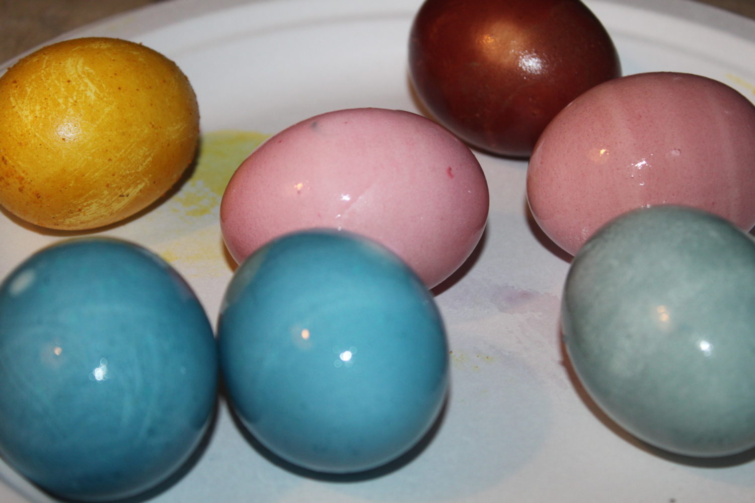 How To Color Easter Eggs Naturally Old World Garden Farms
