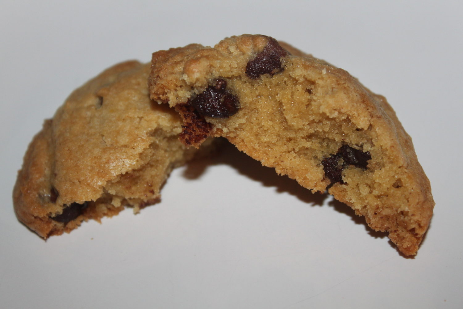 perfect chocolate chip cookie