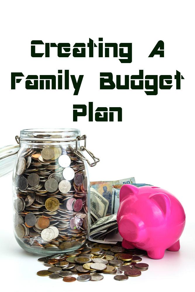 family budget plan