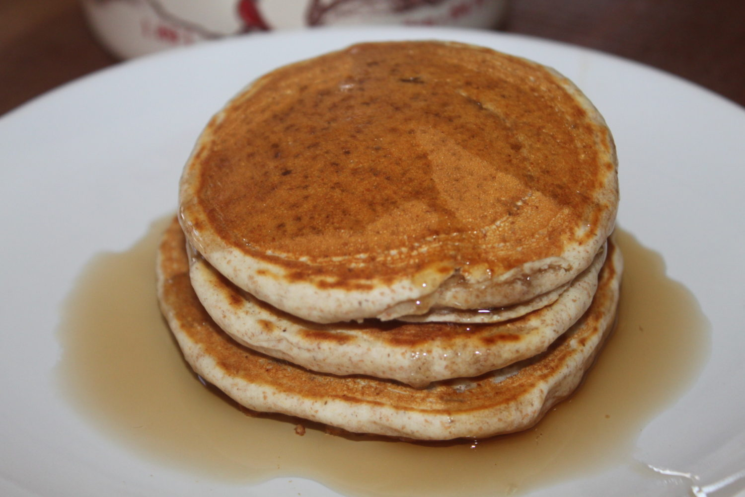 Delicious Light And Fluffy Eggless Pancakes Recipe