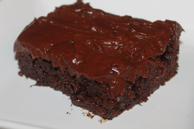 cauliflower chocolate fudge cake