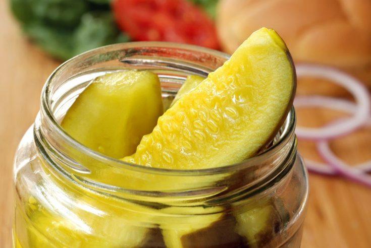 favorite pickle recipe