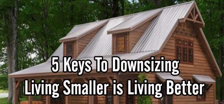 living smaller