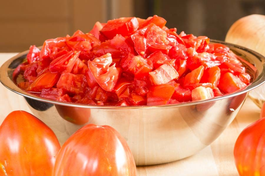 can diced tomatoes