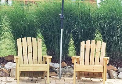 making your own adirondack chairs | 2x4 DIY Adirondack Chair - Perfect For The Patio, Backyard ...