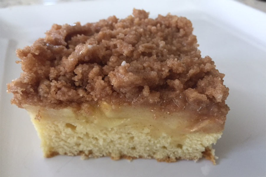 Apple Streusel Coffee Cake Recipes Easy