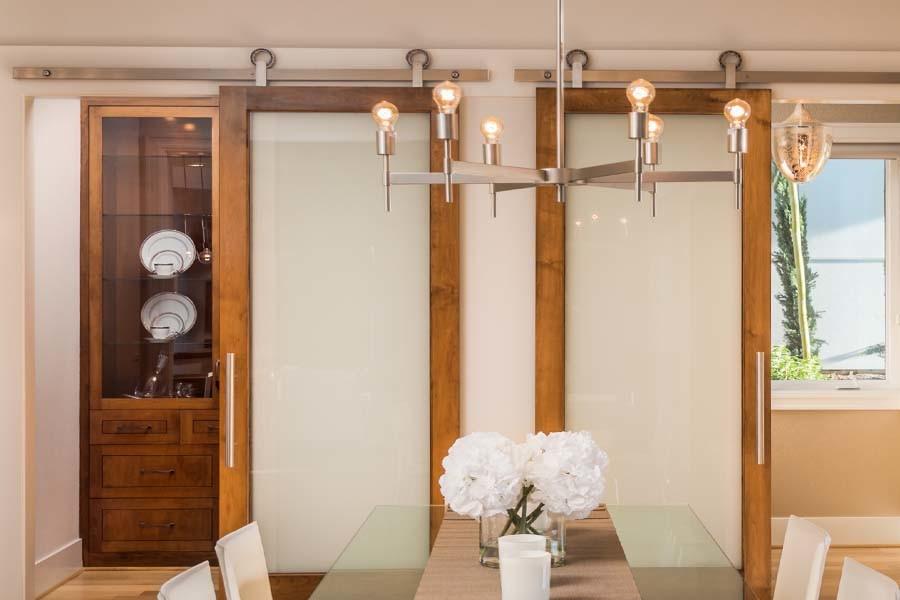 Using Barn Doors Inside The Beauty And Function Of Interior Barn Doors