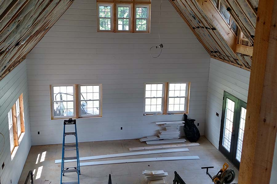 Shiplap Vs  Drywall - 4 Great Reasons To Use Shiplap In Your