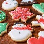 easiest christmas cutout cookies