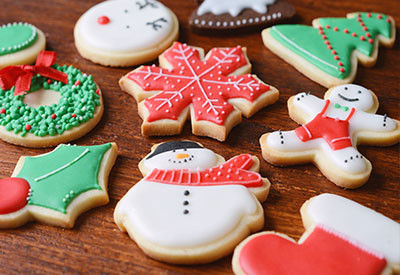 Easiest Christmas Cutout Cookie Recipe