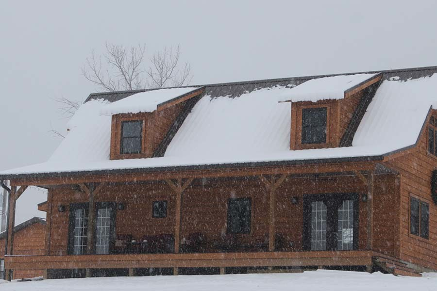 pre-winter home tasks
