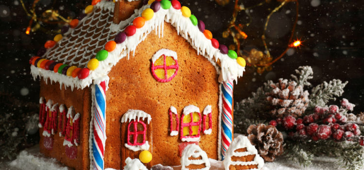 Gingerbread Cookie Recipe – For Cookies or Gingerbread House