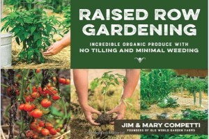 raised row garden method