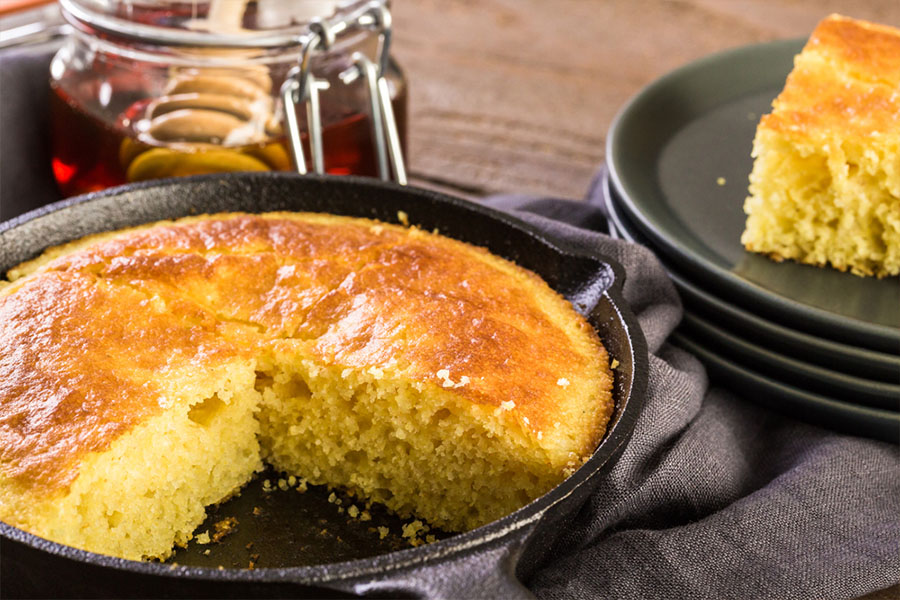 Homemade Sweet Cornbread Recipe Down Home Goodness